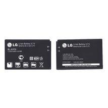 Оригинальная аккумуляторная батарея для смартфона LG BL-42FN P350 Optimus ME 3.7V Black 1250mAhr 4.6Wh