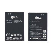 Оригинальная аккумуляторная батарея для смартфона LG BL-44JR Prada 3.0 P940 3.7V Black 1540mAh 5.7Wh