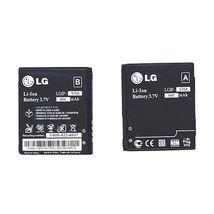 Оригинальная аккумуляторная батарея для смартфона LG LGIP-570A KP500 Cookie, KC780 3.7V Black 900mAhr 3.4Wh