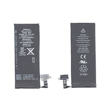 АКБ Ориг. Apple iPhone 4S Li-ion Polymer Battery 3.7V Black 1430mAhr 5.3Wh APN: 616-0580