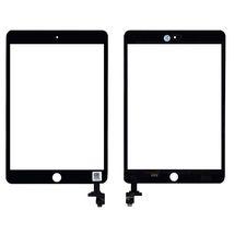 Тачскрин для планшета Apple iPad mini 3 (retina) + IC original черный