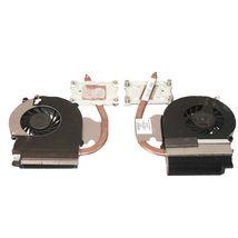 Система охлаждения для ноутбука HP 5V 0,4А 3-pin Forcecon Presario CQ43, G43, CQ57, G57, 430, 431, 435, 630, 635 (Intel Pentium c интегр. видео)
