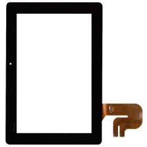 Тачскрин (Сенсорное стекло) для планшета Asus TF201 v1.0 черный. Внимательно смотрите версию!!!