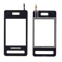 Тачскрин (Сенсорное стекло) для Samsung SGH D980 black