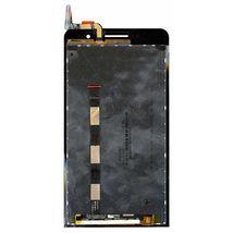 Матрица с тачскрином (модуль) для Asus ZenFone 6 (A600CG) черный