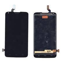 Матрица с тачскрином (модуль) для Huawei Ascend G710 черный