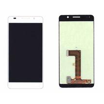 Матрица с тачскрином (модуль) для Huawei Honor 6 H60-L02 белый