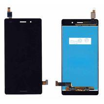 Матрица с тачскрином (модуль) для Huawei P8 Lite черный