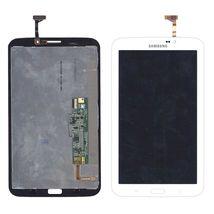 Матрица с тачскрином (модуль) Samsung Galaxy Tab 3 7.0 SM-T211 белый