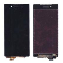 Матрица с тачскрином (модуль) для Sony Xperia Z5 E6633 черный