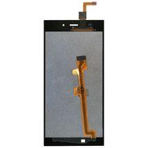 Матрица с тачскрином (модуль) для Xiaomi Mi-3 черный