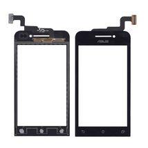 Тачскрин (Сенсорное стекло) для Asus ZenFone 4 (A400CG) черное