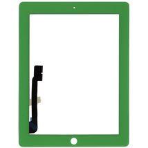 Тачскрин (Сенсорное стекло) для планшетов Apple iPad 3 A1416, A1430, A1403, A1458, A1459, A1460 зеленый