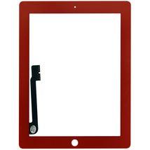 Тачскрин (Сенсорное стекло) для планшета Apple iPad 3 A1416, A1430, A1403, A1458, A1459, A1460 красный
