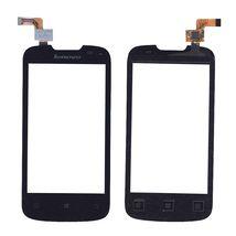 Тачскрин (Сенсорное стекло) для Lenovo IdeaPhone A690 черный