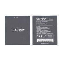 Оригинальная аккумуляторная батарея для смартфона Explay 4Game 3.7V Black 2000mAhr 7.4Wh