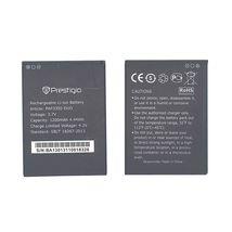 Аккумуляторная батарея для смартфона Prestigio PAP3350 3350 Multiphone 3.7V Black 1200mAh 4.44Wh