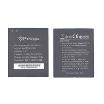 Аккумуляторная батарея для смартфона Prestigio PAP4500 4500 Multiphone 3.7V Black 1850mAh 6.85Wh