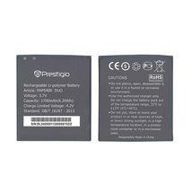 Аккумуляторная батарея для смартфона Prestigio PAP5400 5400 Multiphone 3.7V Black 1700mAh 6.29Wh