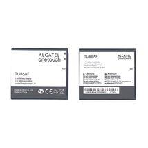 Оригинальная аккумуляторная батарея для смартфона Alcatel TLIB5AF One Touch Pop C5 5036D 3.7V Black 1800mAh 6.66Wh