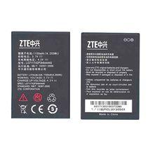 Оригинальная аккумуляторная батарея для смартфона ZTE Li3711T42P3h644440 U793 3.7V Black 1150mAhr 4.25Wh