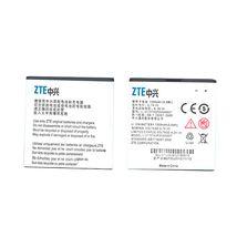 Оригинальная аккумуляторная батарея для смартфона ZTE Li3715T42P3h504857 U830, U812 3.7V White 1350mAhr 5.6Wh