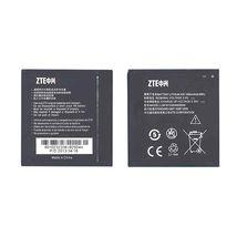 Оригинальная аккумуляторная батарея для смартфона ZTE Li3818T43P3H605646 N909, V818 3.7V Black 1800mAhr 6.8Wh