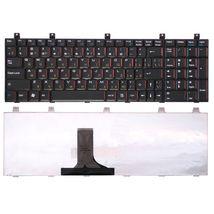 Клавиатура для ноутбука Roverbook Explorer (W700) Black, RU