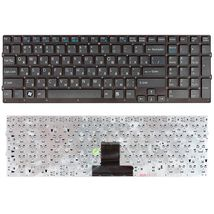 Клавиатура Sony Vaio (VPC-EB) Black, (Black Frame) RU