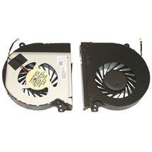 Вентилятор для ноутбука Dell XPS 15, L501X, L502X, L521X, 5V 0.5A 3-pin Forcecon