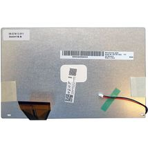 "Матрица для ноутбука 7,1"", Normal (стандарт), 60 pin (снизу слева), 800x480, Светодиодная (LED), без креплений, глянцевая, AU Optronics (AUO)"