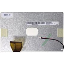 "Матрица для ноутбука 8"", Normal (стандарт), 60 pin (снизу справа), 800x600, Светодиодная (LED), без креплений, матовая, AU Optronics (AUO)"