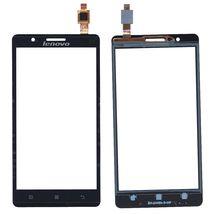 Тачскрин (Сенсорное стекло) для Lenovo IdeaPhone A536 черный