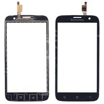 Тачскрин (Сенсорное стекло) для Lenovo IdeaPhone A859 черный