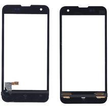 Тачскрин (Сенсорное стекло) для Xiaomi Mi-2 черный