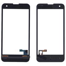 Тачскрин (Сенсорное стекло) для Xiaomi Mi-2S черный